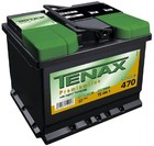 Аккумуляторная батарея TENAX 52Ah 470A обр. (552 400 047) Premium Line Тенакс