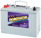Deka DOMINATOR  8GC8V (8V) GEL Heavy Duty Deep Cycle