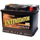 Deka INTIMIDATOR  9A47 AGM (60Ah, 600A, 242x175x190mm)