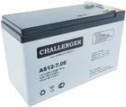 CHALLENGER AS12-7.0E Аккумуляторная батарея промышленная
