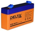 Delta DTM 6012 AGM аккумуляторная батарея