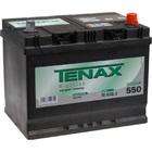 Аккумуляторная батарея TENAX 68Ah 550A выс.прям. (568 405 055) High Line ASIA Тенакс