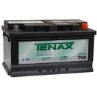 Аккумуляторная батарея TENAX 80Ah 740A низк.обр. (580 406 074) High Line Тенакс