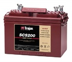 Trojan SCS200 Deep Cycle Тяговая аккумуляторная батарея ДЛЯ RV И ЛОДОЧНЫХ ЭЛЕКТРОМОТОРОВ c T2 Technology™