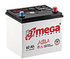 A-mega Asia  60 JR стартерная аккумуляторная батарея