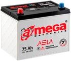 A-mega Asia  75 JR стартерная аккумуляторная батарея
