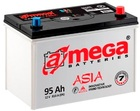 A-mega Asia  95 JR стартерная аккумуляторная батарея