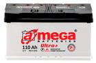 A-mega Ultra+  110R стартерная аккумуляторная батарея