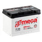 A-mega Ultra+  77R стартерная аккумуляторная батарея