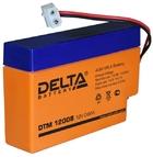 Delta DTM 12008 AGM аккумуляторная батарея