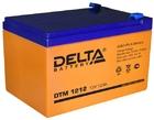 Delta DTM 1212 AGM аккумуляторная батарея