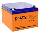 Delta DTM 1226 AGM аккумуляторная батарея