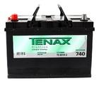 Аккумуляторная батарея TENAX 91Ah 740A выс.прям. (591 401 074) High Line ASIA  Тенакс