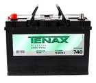 Аккумуляторная батарея TENAX 91Ah 740A выс.обр. (591 400 074) High Line ASIA Тенакс
